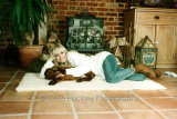 At home with Susan George