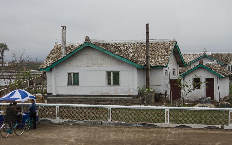 Roadside dwelling