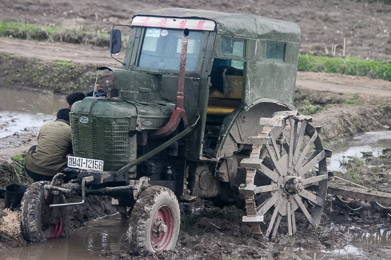 Another variant of a tractor