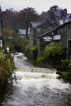 A wier in Ambleside