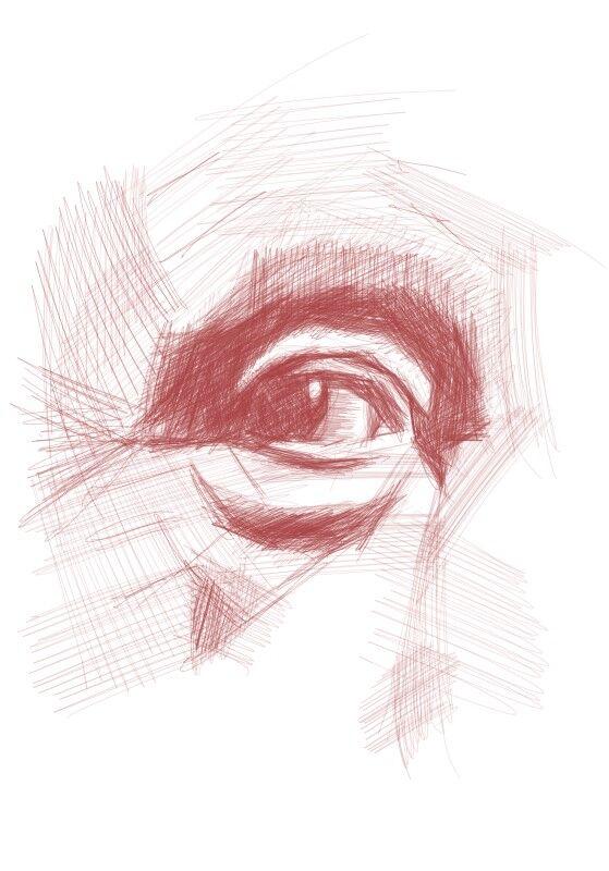 Digital Portraiture Study I