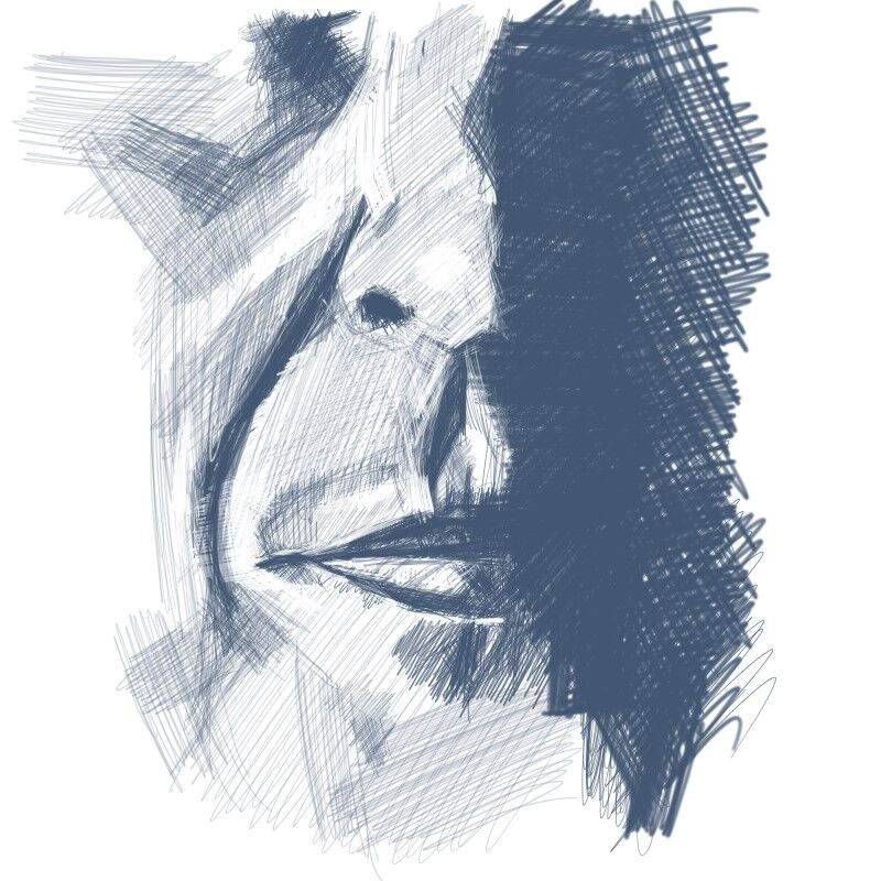 Digital Portraiture Study III