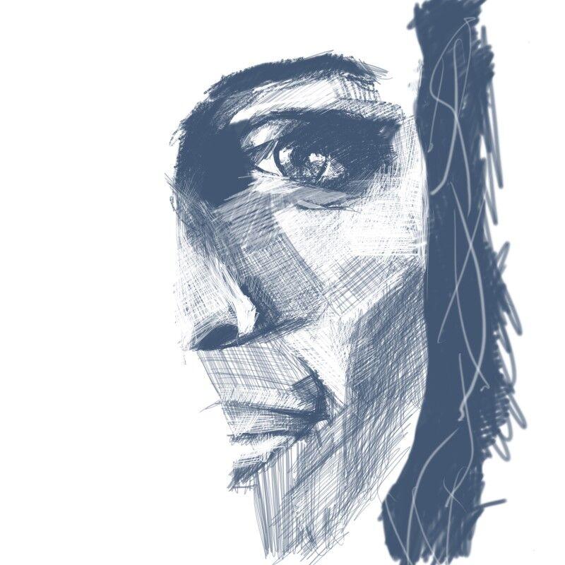 Digital Portraiture Study IV