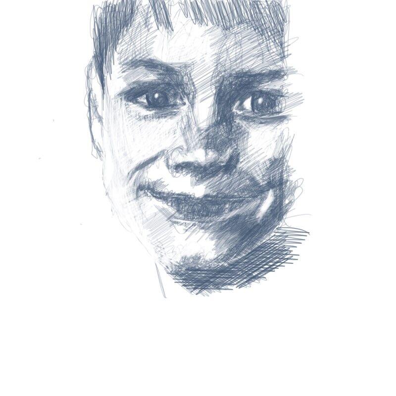 Digital Portraiture Study V