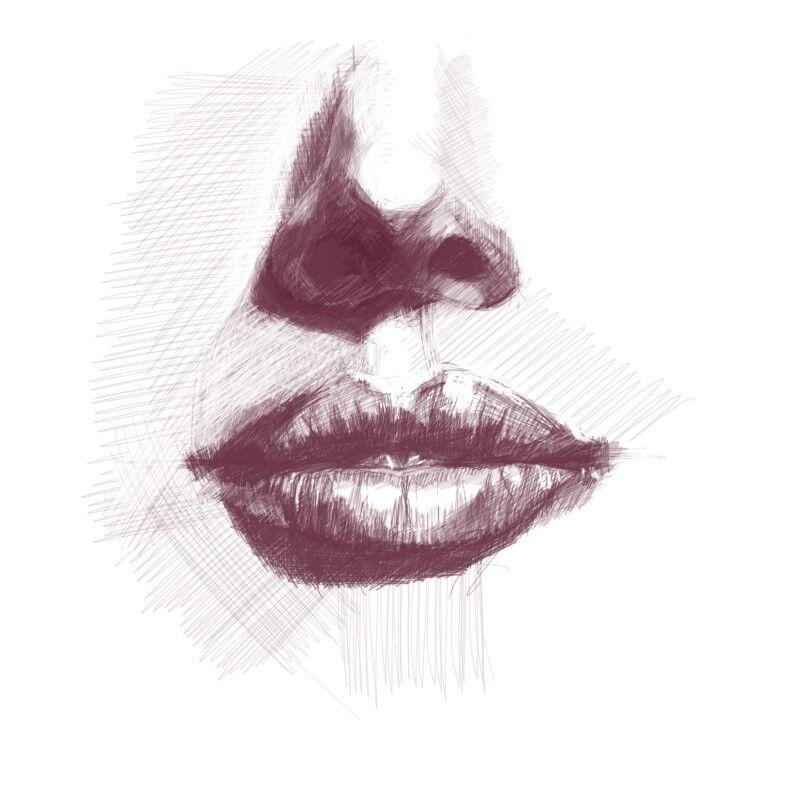 Digital Portraiture Study XI