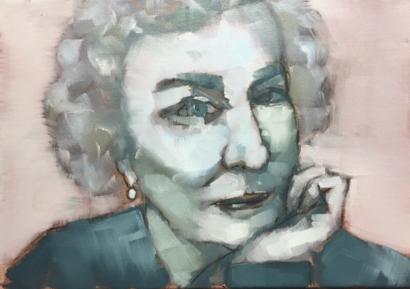 Margaret Attwood