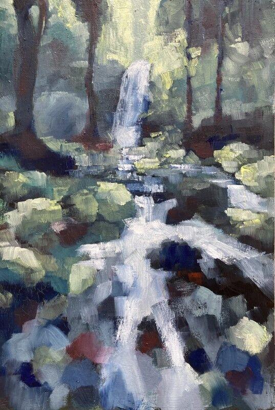 Water, Light & Shade II