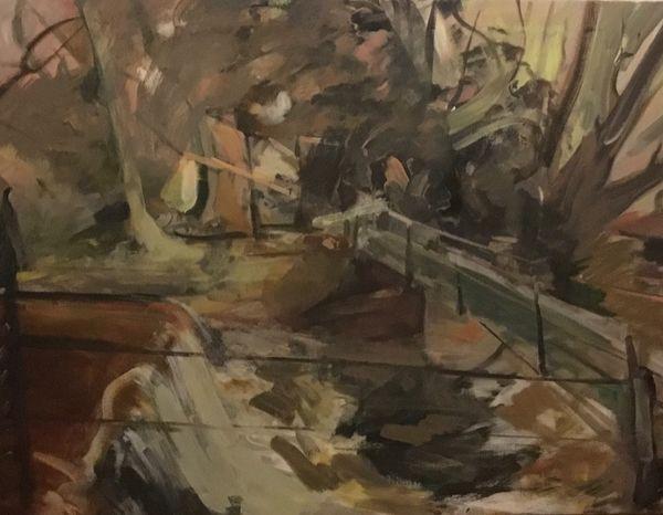 Sappy Weir and Bridge