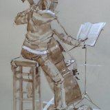 Double Bass player, Redhill Sinfonia (sold)