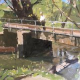 Bridge Over the Mole, Bockham NFS