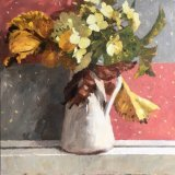 Winter Colour  -  Still Life  £350. 39x49cms framed size. £350