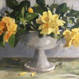 Yellow Rose - Still Life