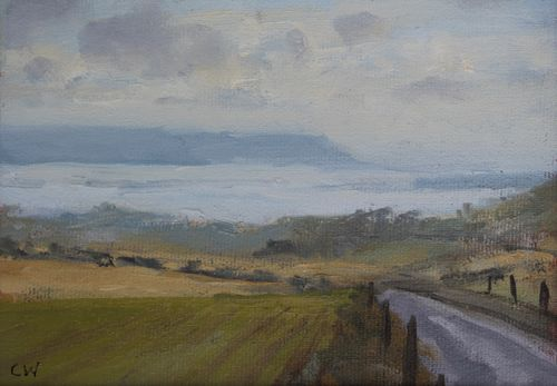 'Road to Portland'  SOLD