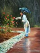 """Roses in the Rain"""