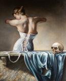 """""""Vanitas Study with Horstian Figure"""""""