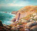 """Evening Lands End"""