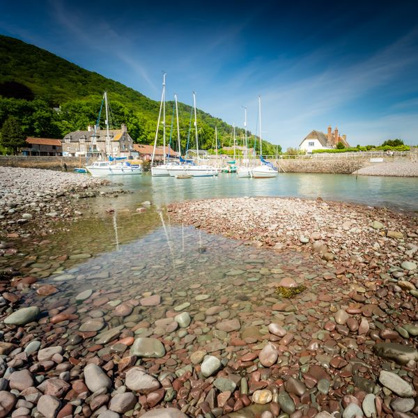 Porlock Weir & Harbour