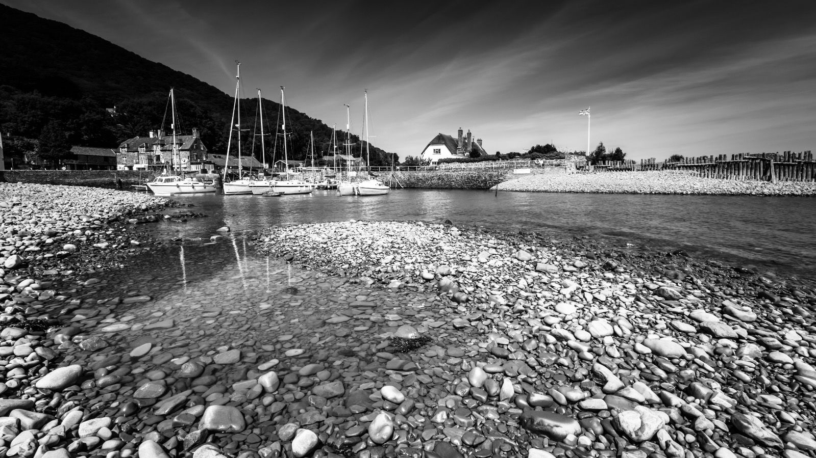 Porlock Weir & Harbour 11