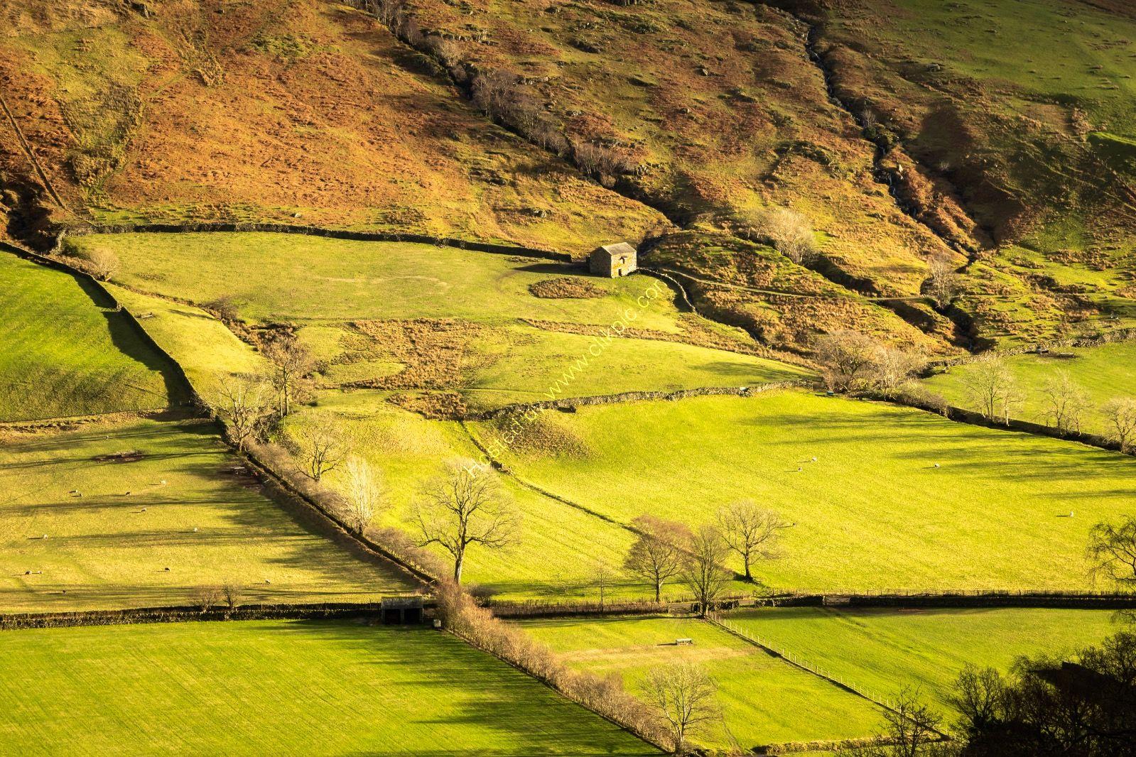 Barn Green Field Kirkstone Pass