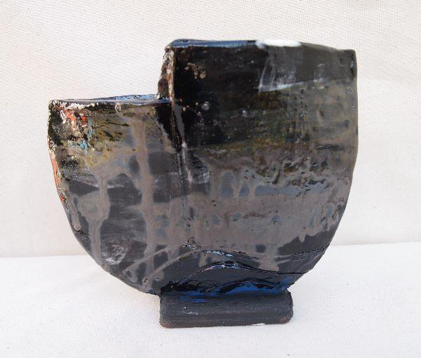 Wave pot 1 side b