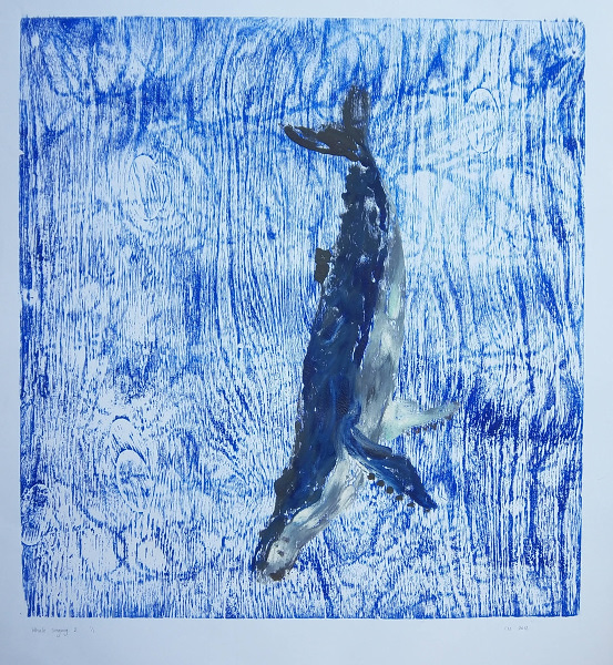 Whale song (sold)
