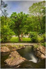 River Conwy Rocks