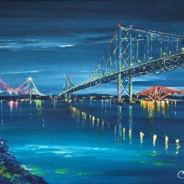 Three Forth Bridges