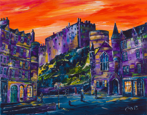 Purple Haze Grassmarket