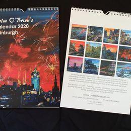 Edinburgh Calendar 2020