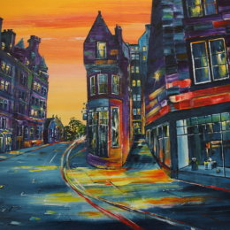 Cockburn Street Lights