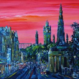 Edinburgh Icons