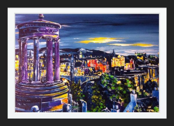 Calton Hill Blue