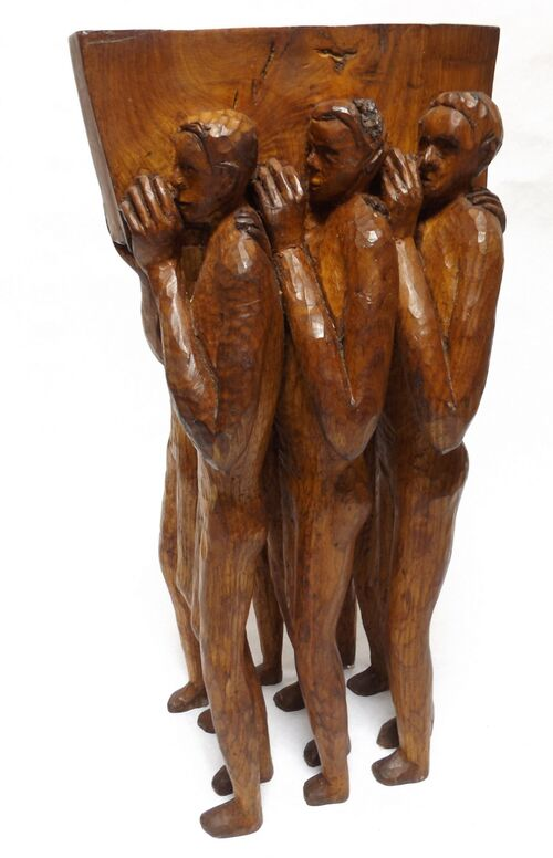 Peters Pallbearers- Oak