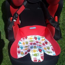 Toddler seat protector
