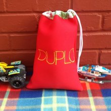Duplo or Lego bag