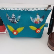 Waterproof cosmetic/makeup  bag