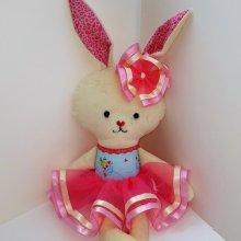 Cuddly Bunny Doll