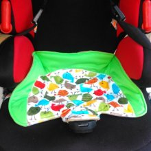 Car seat / buggy protector
