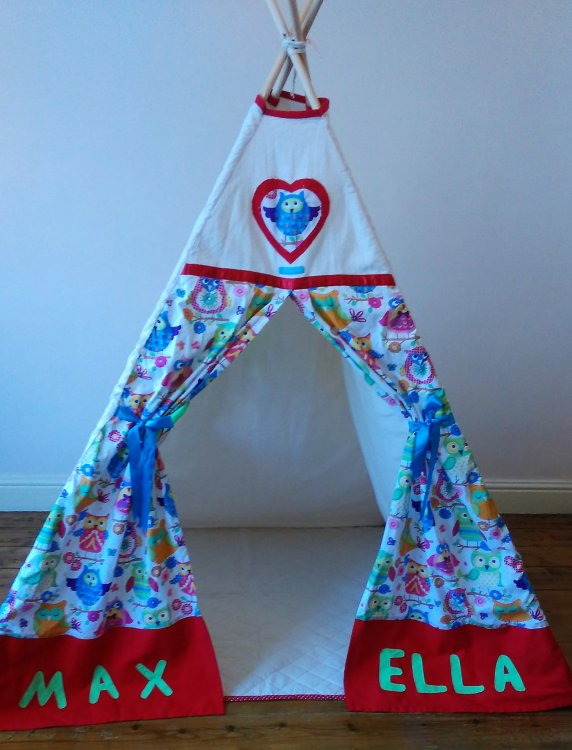 Teepee ,play tent,CE Marked