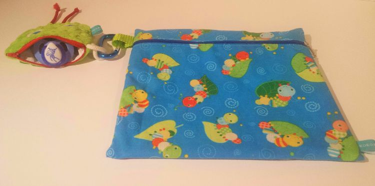 Wet bag  and pacifier pouch waterpoofed.jpg