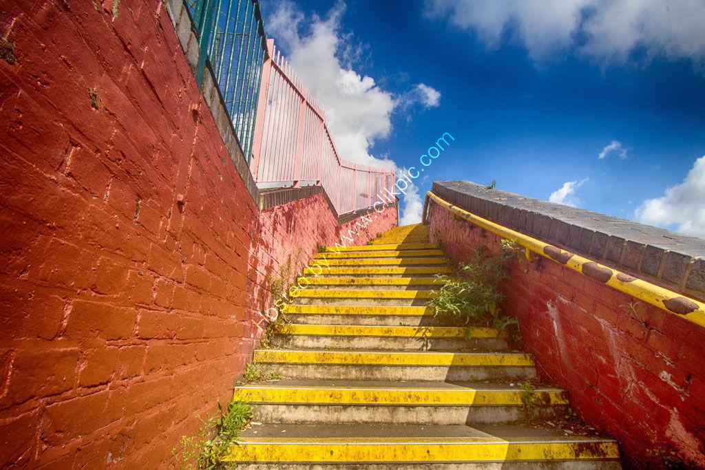 Chantry Footbridge, Southampton.