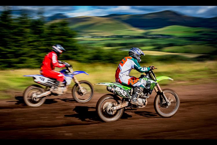 18 points - Full Throttle by Alan Wilson