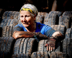 All tyred Out by Chris Wood [Highly Commended]