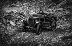 Austin 7 Ulster Replica by Alan Wilson • Commended