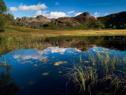 Blea Tarn by Adrian Gidney - Commended