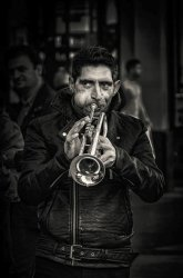 Blow your own Trumpet by Alan Wilson - Commended