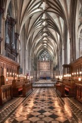 Bristol Cathedral by David Price - Highly Commended