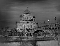 Cathedral of Christ the Saviour by David Price • Commended
