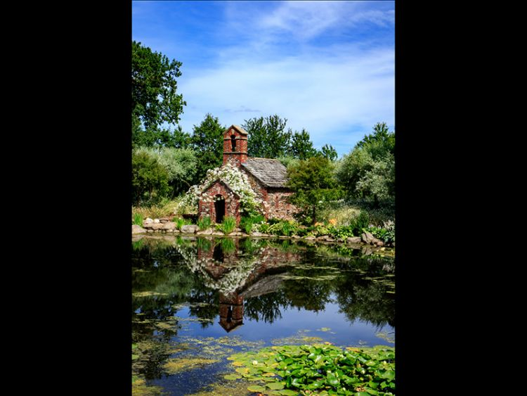 Chapel by the Waterside by Mike Kidd Commended