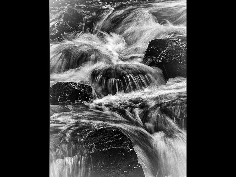 Commended - Stanley Ghyll Cascade by Mary Thompson